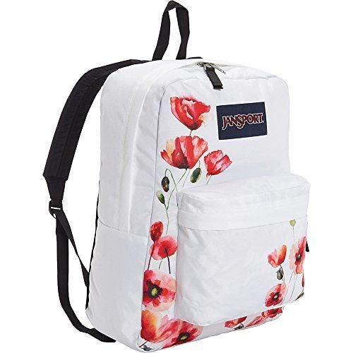 JanSport Superbreak Backpack- Discontinued Colors (Multi ...