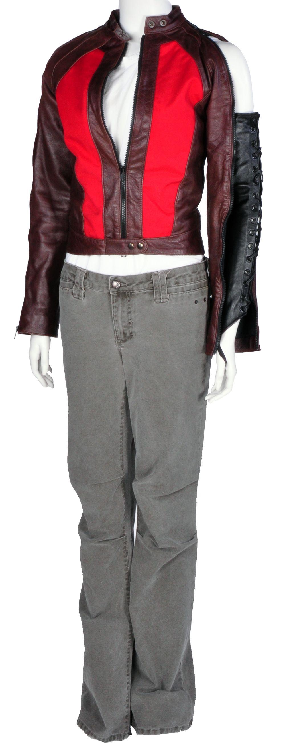 Jessica Biel Blade Trinity costume