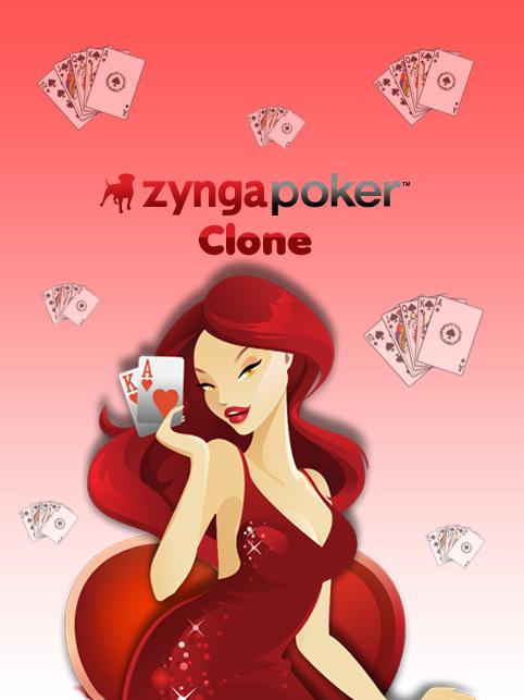Zynga Poker Clone Poker, Social games, Online poker