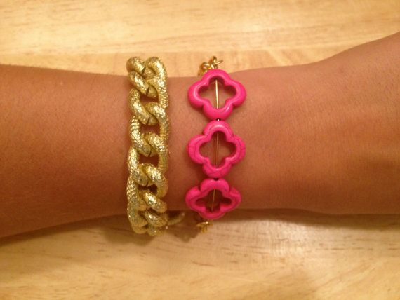 The Bahamas Bracelet Combo by elladolce on Etsy, $32.50
