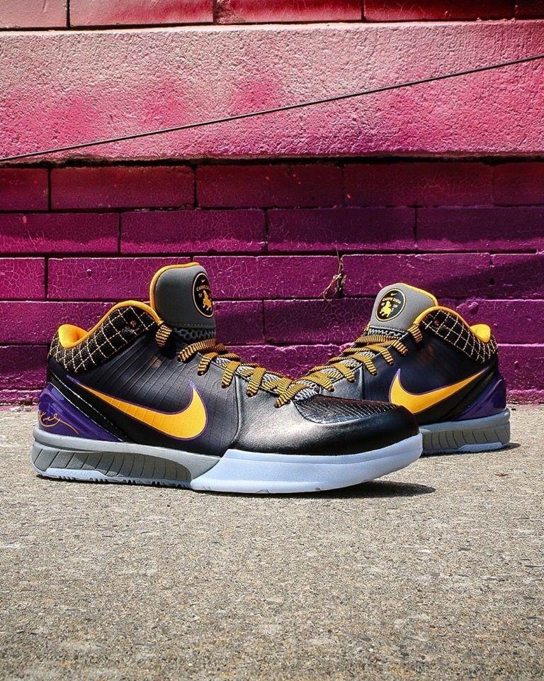 Nike Kobe IV Protro | Nike, Kobe shoes