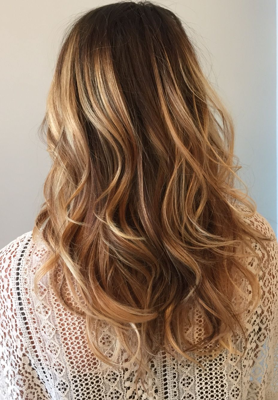 Rooty Warm Balayage Blonde On Brunette Hair Portland Hair By Holly At Blueprint Modern Hair Follow On Ig Hollylike Sombre Hair Funky Hairstyles Hair Makeup