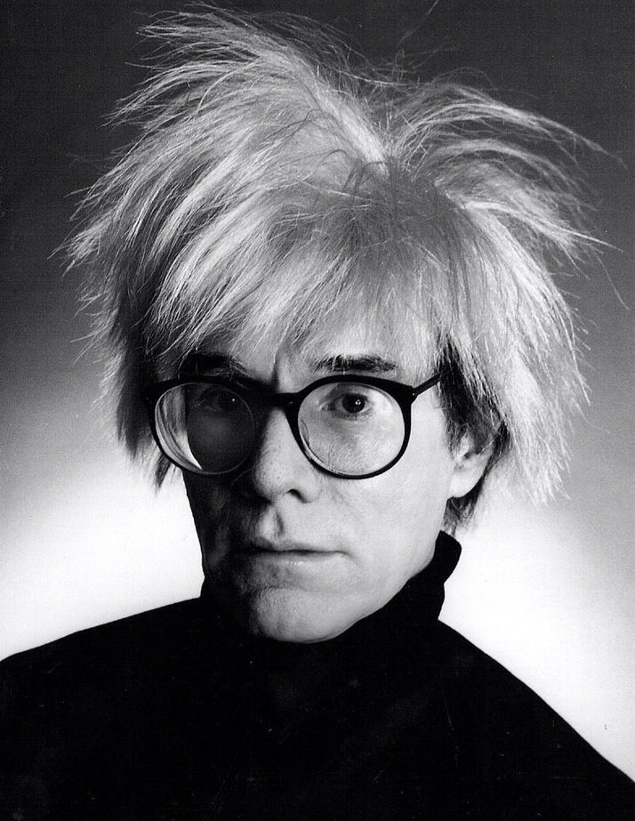 Andy warhol fotografie pinterest producten for Foto effetto andy warhol