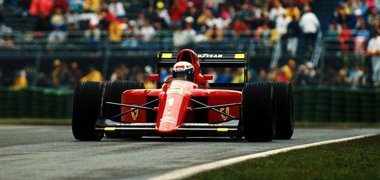 Alain Prost Canada 1990 Alain prost, Race cars, Prost