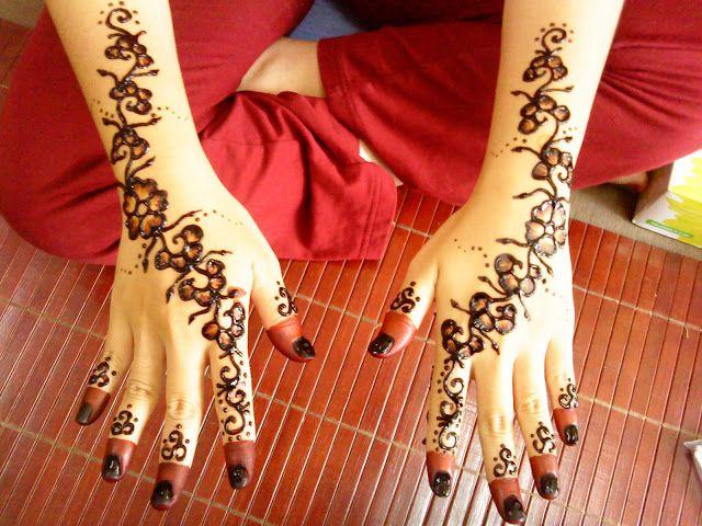 Henna Untuk Alis: Stories Of Rina ( ‿ ) : Inai Atau Henna Untuk Pengantin