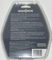 "Insignia 1.8"" LCD Digital Photo Key Chain - Black"