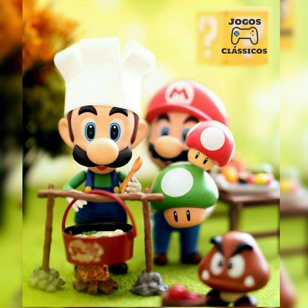 O Melhor Conteudo De Jogos Retro Voce Encontra Aqui Visite Minha Pagina No Faceboo Mario And Luigi Mario Games Mario Bros