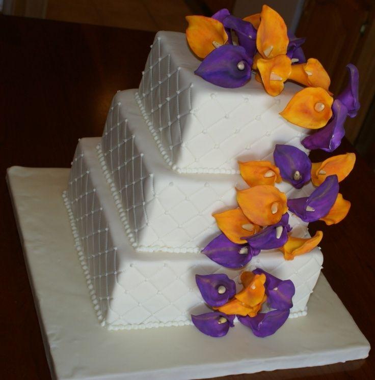 Floreal Cake / Torta floreale