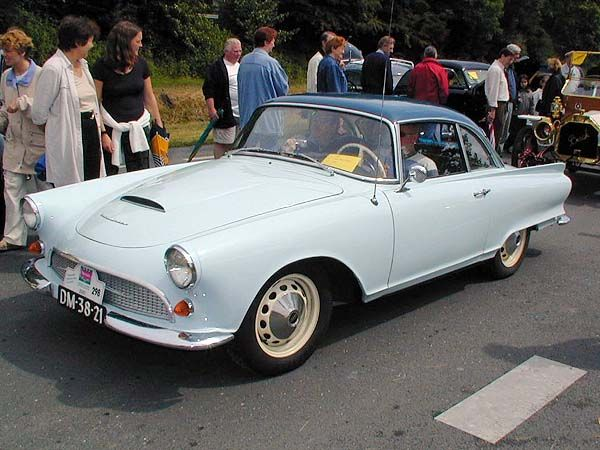 DKW 1000S coupe