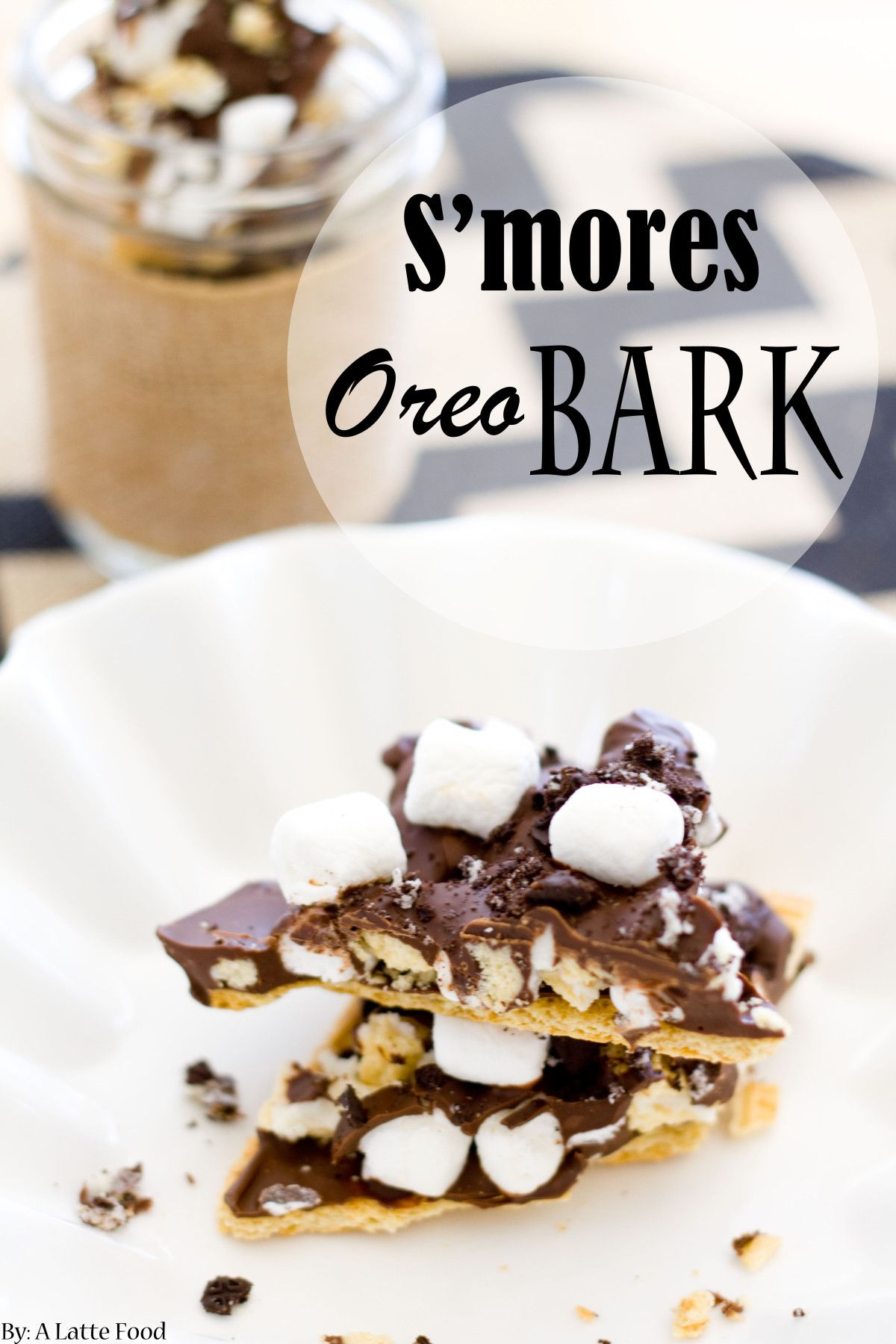 All the campfire taste in a no bake dessert. Easy, delicious, and incredibly addicting!