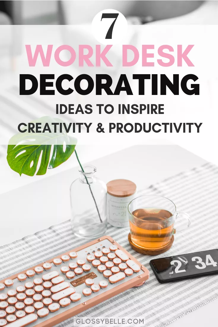7 Work Office Decorating Ideas To Inspire Creativity & Productivity