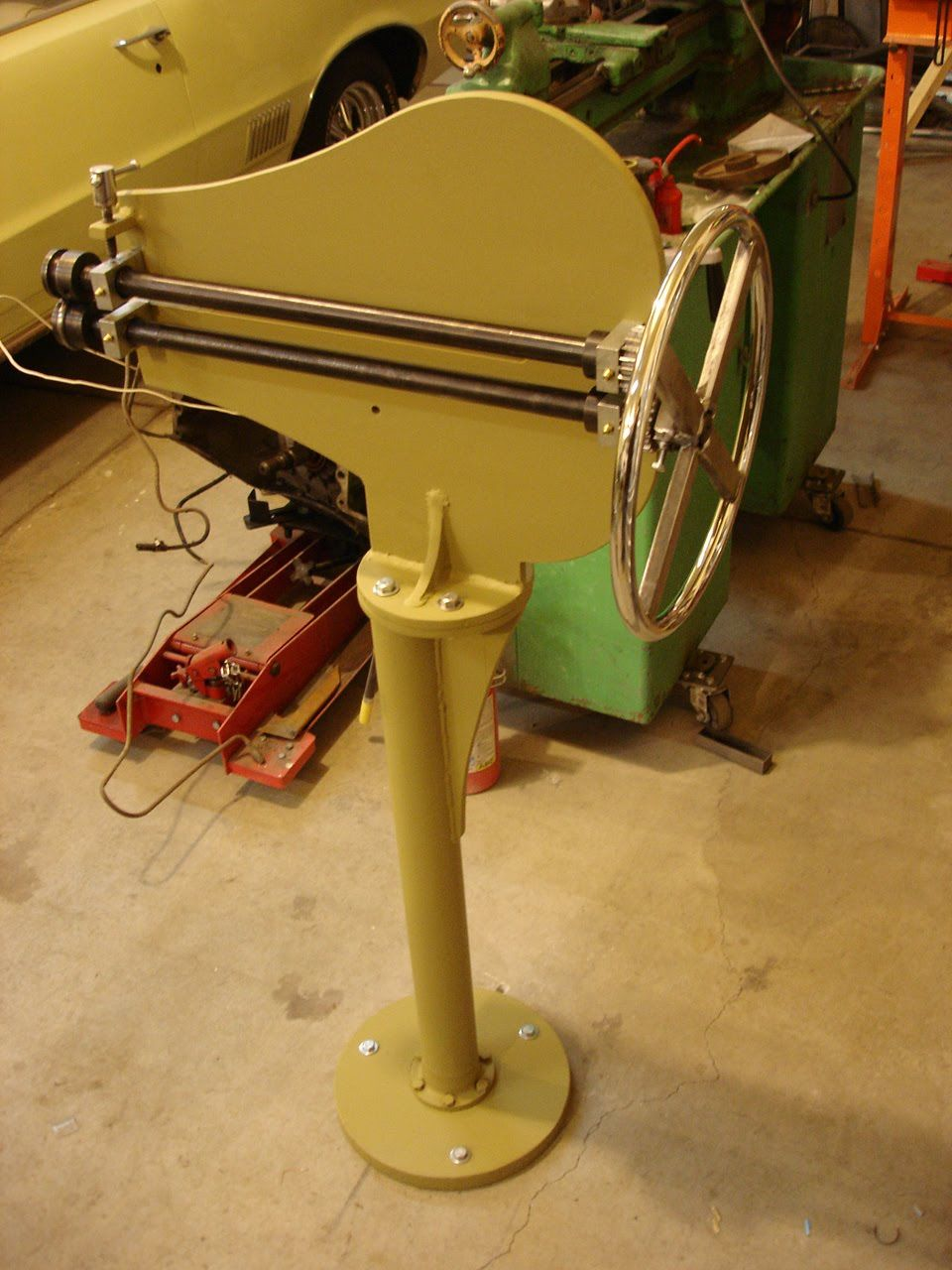 Bead Roller Tools Projekte Metall Selber Bauen