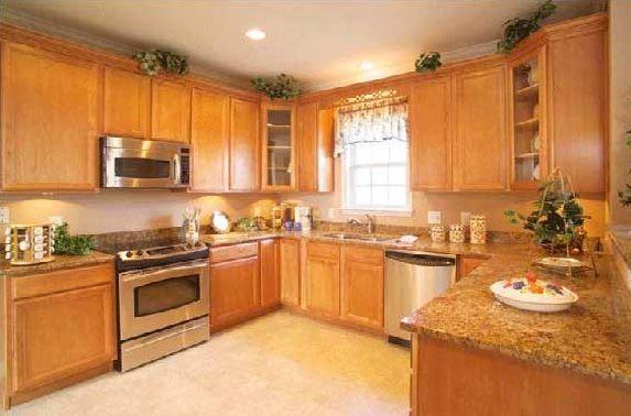 Toffee Kitchen Cabinets - terraneg.com