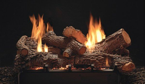 Fireplace Log Set Giveaway On Hearth Gas Logs