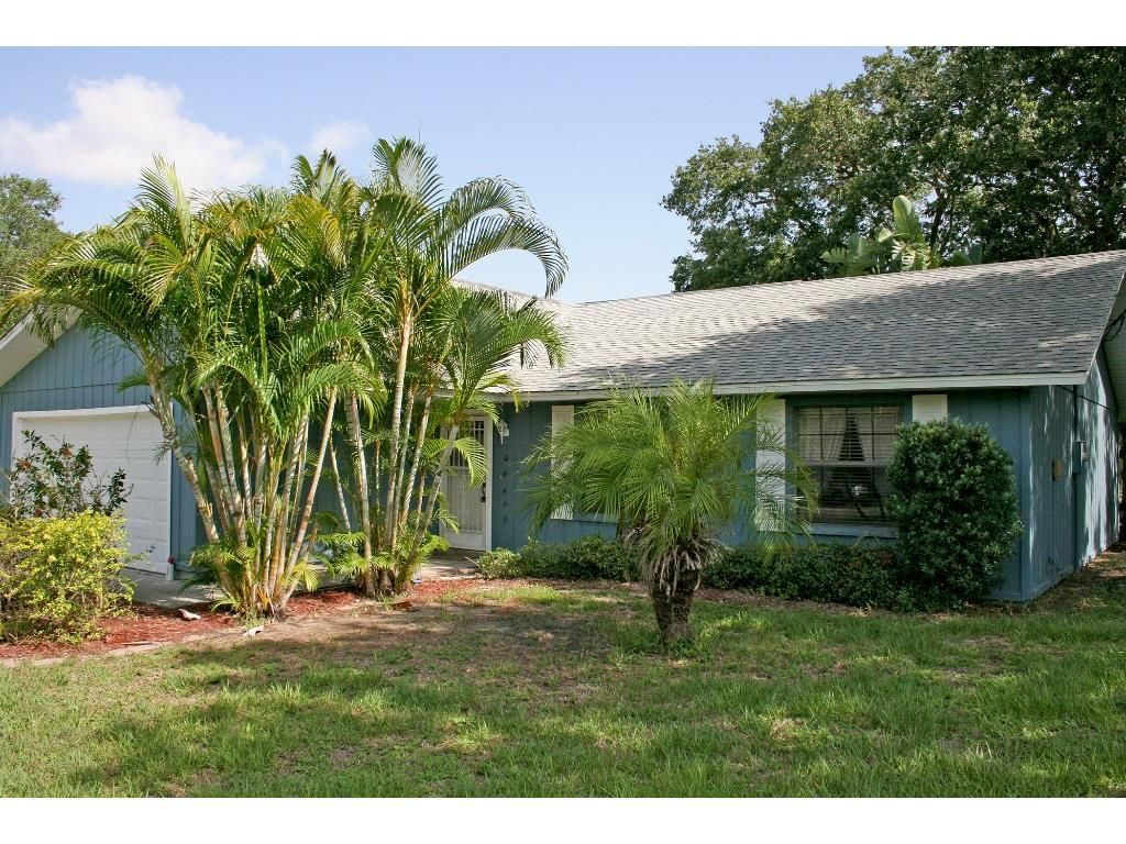 Opportunity abounds! This 3 bedroom, 2 bathroom, 2 CG ranch home sits on 5.3 acres with mature oaks & has development potential! Ideal location close to Indian River, restaurants and shops. Newer A/C and water heater too! Listing #160985