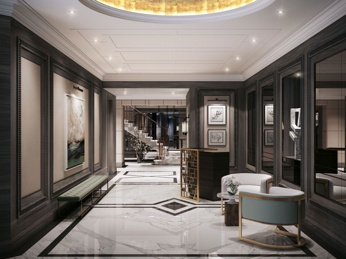 Don T Miss D 233 Cor Inspirations By Finchatton Lobbies