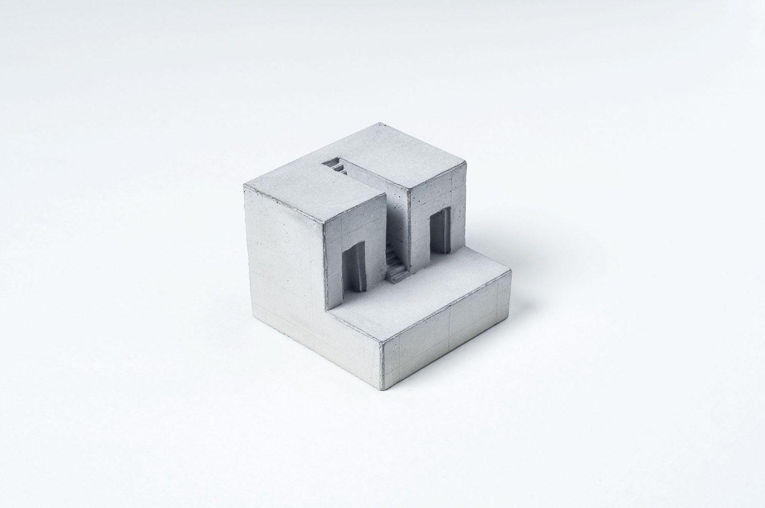 Spaces, un juego de geometrías y volúmenes por Material Immaterial Studio,© Sameer Tawde
