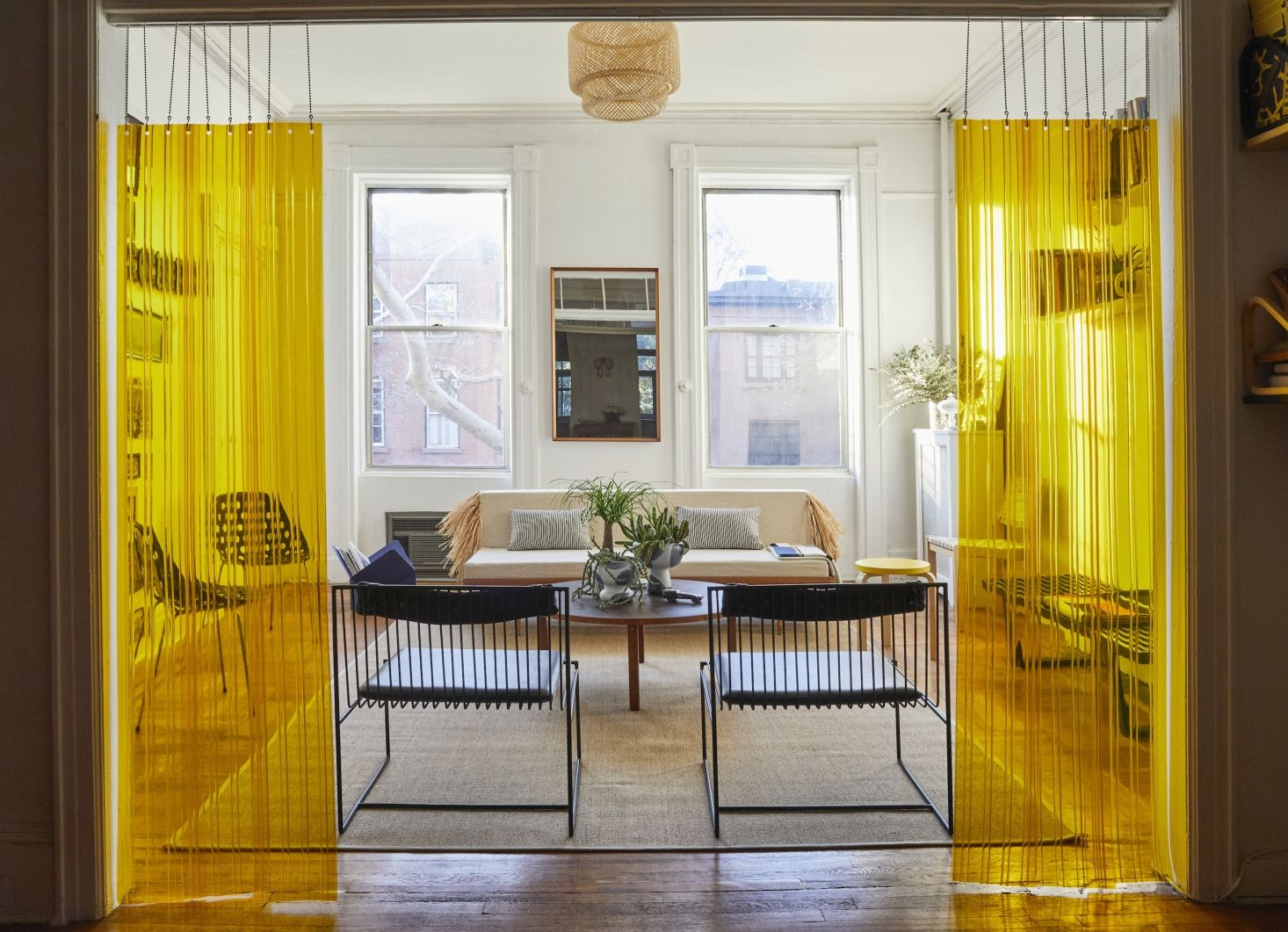 Good At Home With C. S. Valentin: French Eclecticism In Cobble Hill, Brooklyn