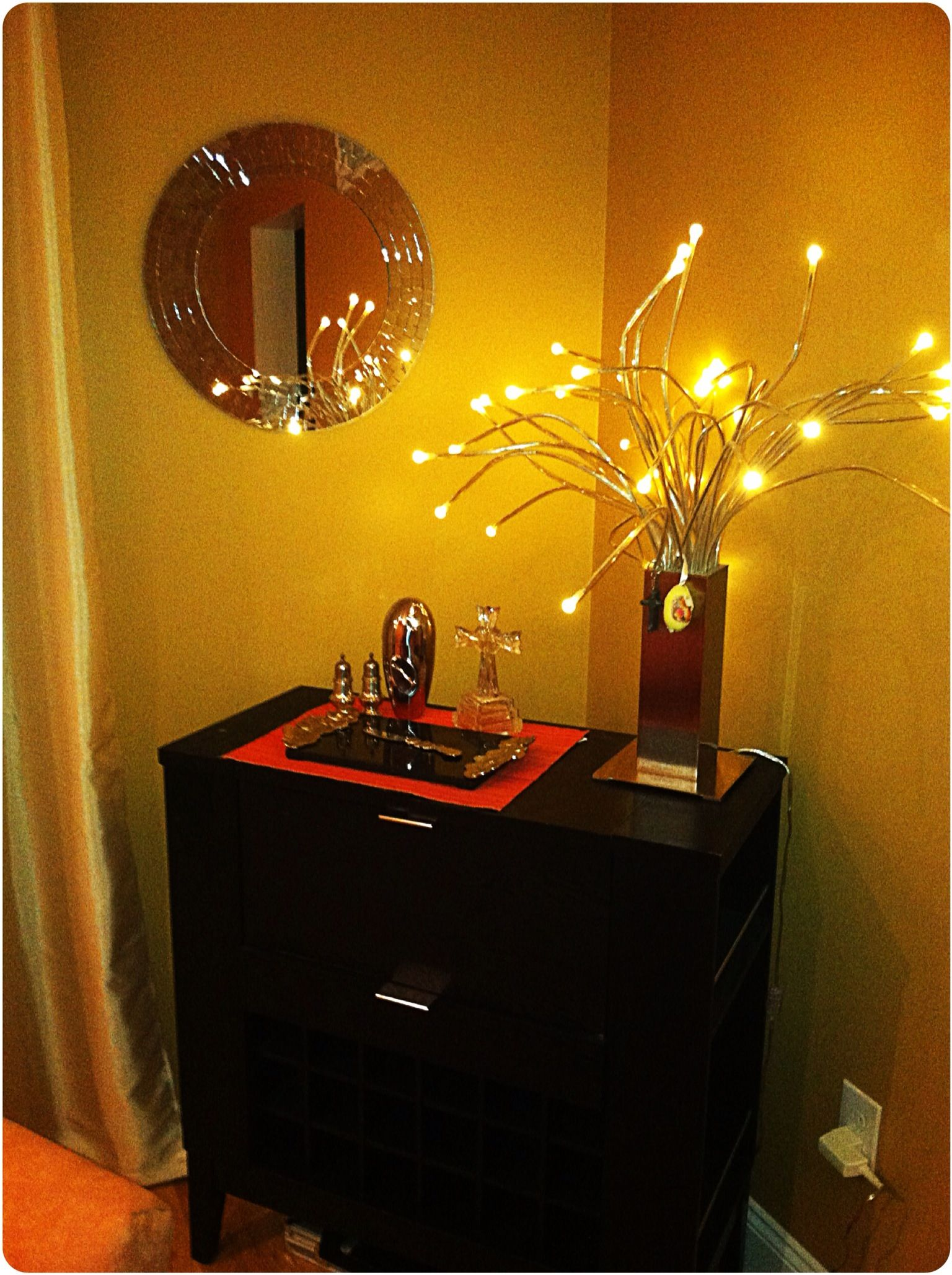 Funky Lighting Mini Bar Mirror Behr Paint Pumpkin Butter Living Room Paint Funky Lighting Bedroom Paint Colors