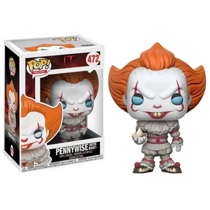 Funko POP Personnage Exclusive IL 2-Pennywise avec couteau