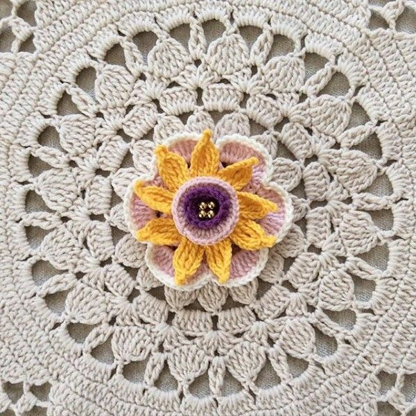 100+ Crochet Flowers to Inspire Your Crafting and Imagination ...