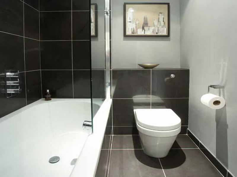 78 Best Images About Small Bathroom Ideas On Pinterest | Tub