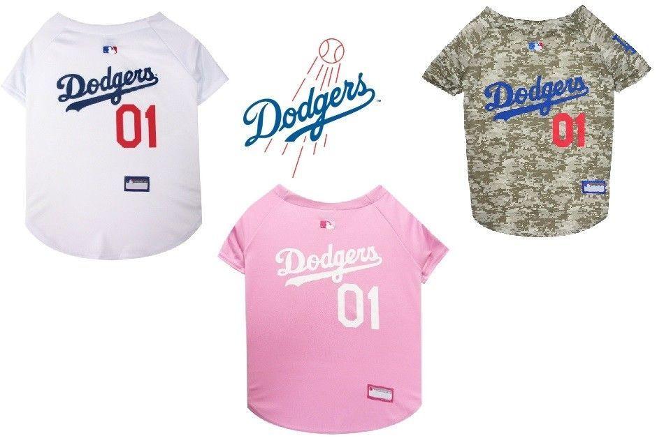 5681dbb3149 Los Angeles Dodgers Dog Jersey- Sport