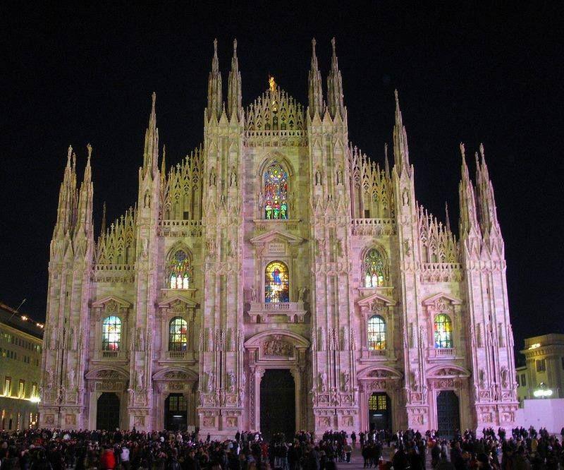 Duomo. Milano. Lombardia