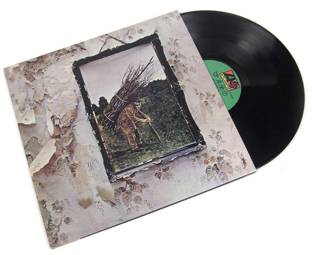 Led Zeppelin Iv 4 180g 180 Gram In Shrink Lp Vinyl Record Album Stairway Vinyl Records Lps Vinylrecords Stores Led Zeppelin Iv Led Zeppelin Zeppelin