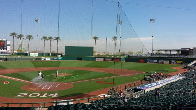 Spring training Goodyear AZ 2014 (With images) Spring