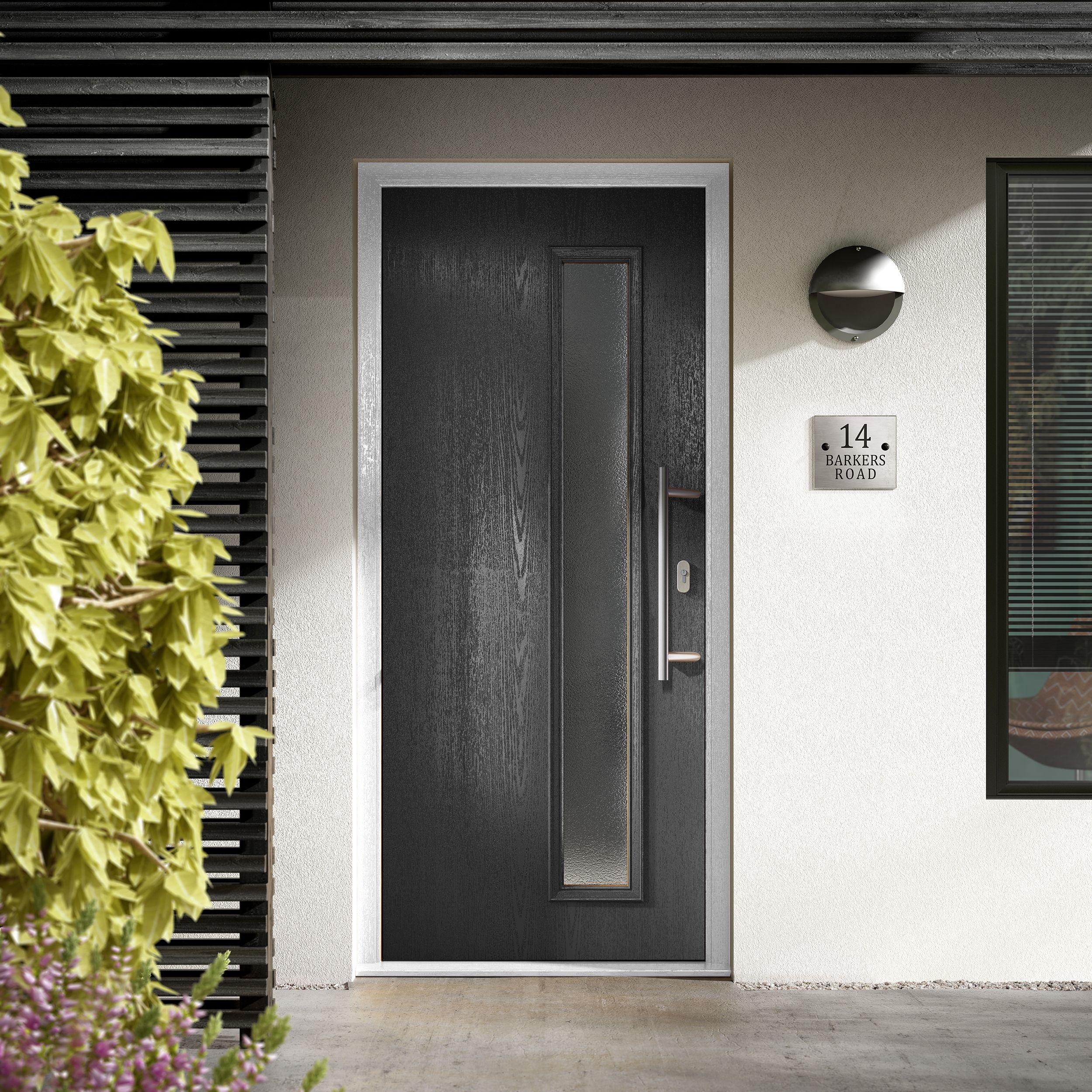 Synseal composite door; The Shardlow #highsealmanufacturing #highseal #highsealfsg #doors #NorthLincolnshire #compositedoors & Synseal composite door; The Shardlow #highsealmanufacturing ...