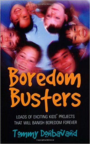 Boredom Busters: Tommy Donbavand: 9781857037951: Amazon.com: Books