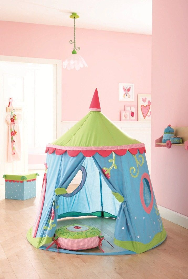 HABA Girls Play Tent Caro-Lini : girl play tents - memphite.com