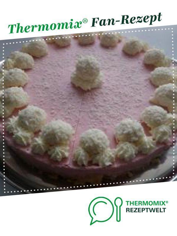 Raffaelo-Philadelphia - Kuchen von Siho. Ein Thermomix ® Rezept aus der Kategorie ...   - Thermomix -