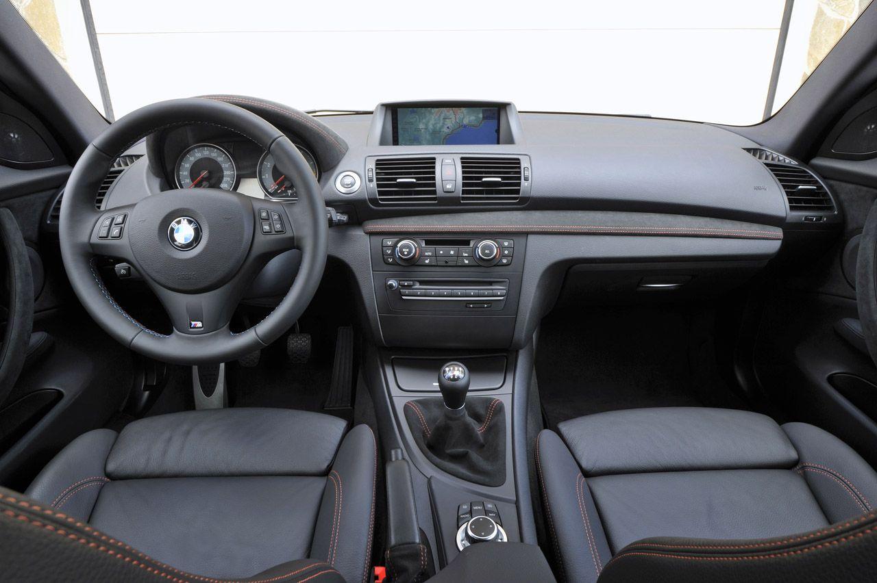 Bmw 1 Series M Coupe Interior Dashboard Bmw Interiores Auto