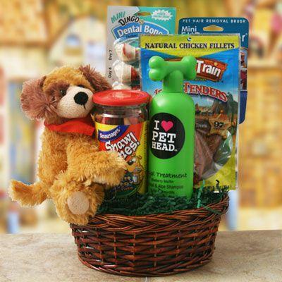 Dog Eat Dog World Pet Gift Basket Dog @ Design It Yourself Gift ...