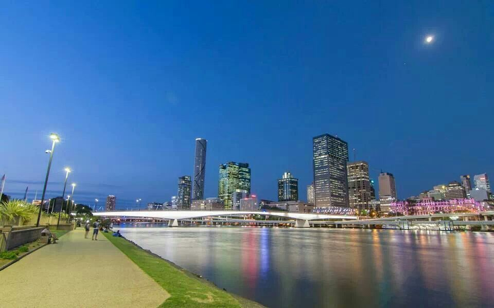 Brisbane - absolutely perfect