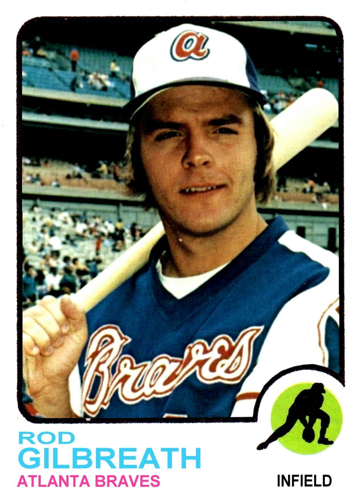 Pin By Robert Lumpkin On 1970 1979 Atlanta Braves Other People S Customs Creations Atlanta Braves Braves Atlanta