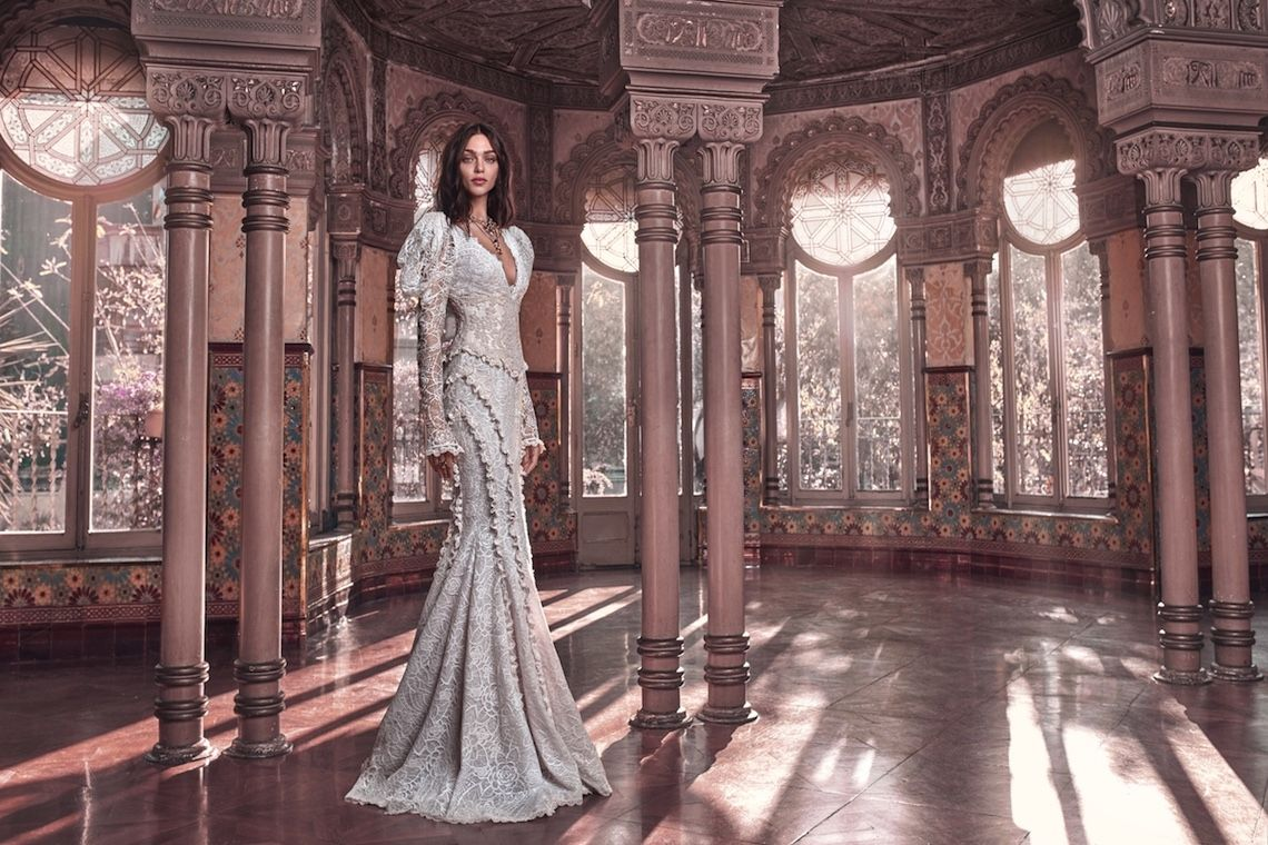 Victorian affinity galia lahav wedding dress collection