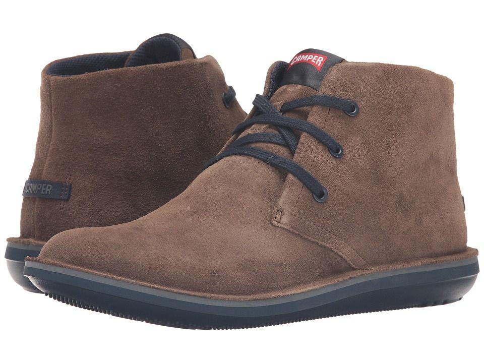 MEN'S LACE-UP BOOTS. #camper #shoes