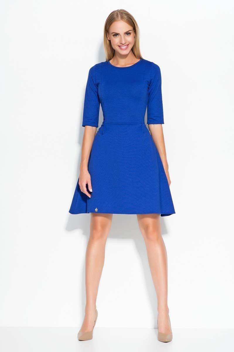 843bae839e35 Cornflower Blue Makadamia Dresses