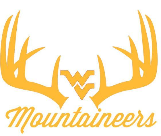 Details about West Virginia Mountaineers Deer Hunting ...