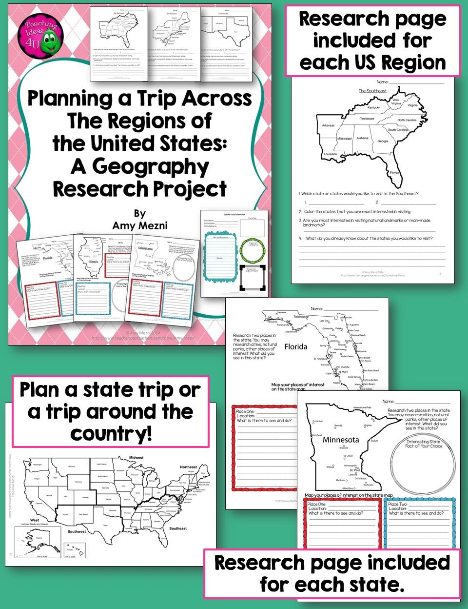 geography projects World geography  unit 1 - introduction to world geography  five themes of geography  research handout  directions: choose a country anywhere in the world study and research a little bit about that.