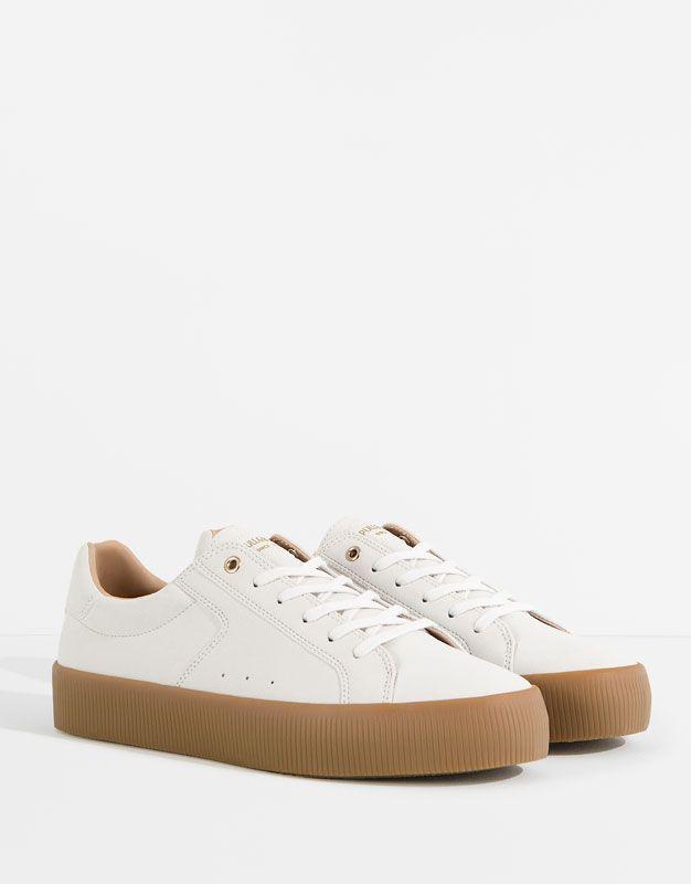 Access Denied Women Shoes Shoes White Plimsolls
