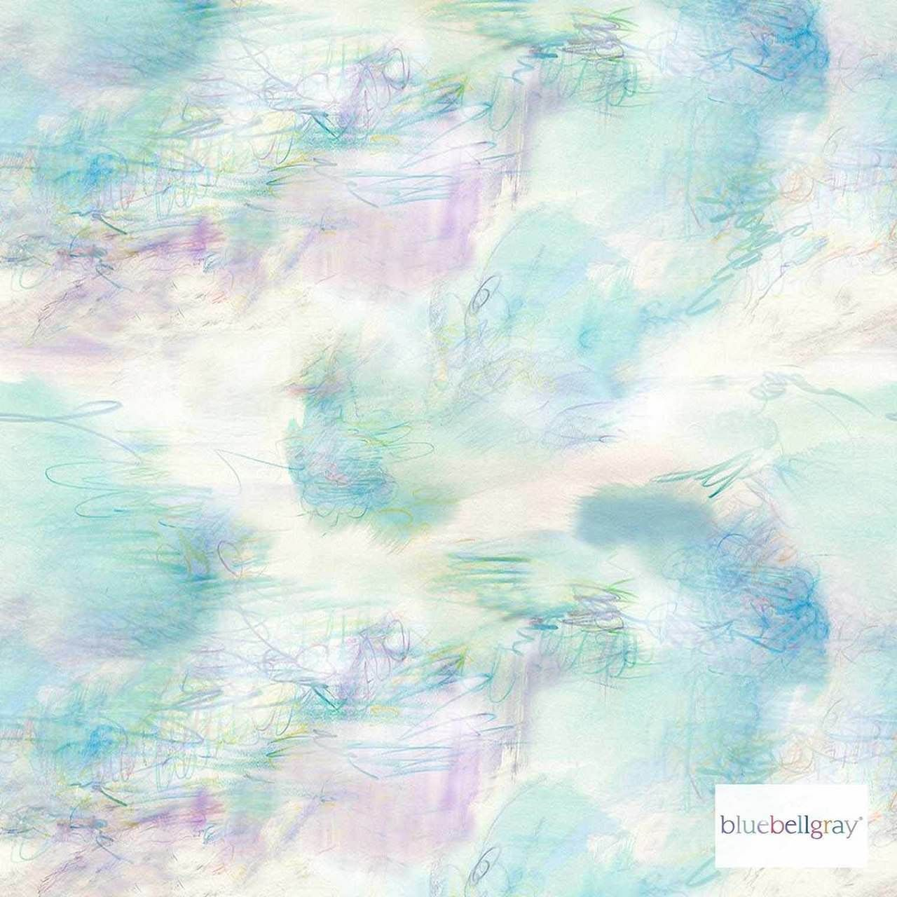 Wallpapers Bluebellgray Impressionist Wallpaper Pastel With