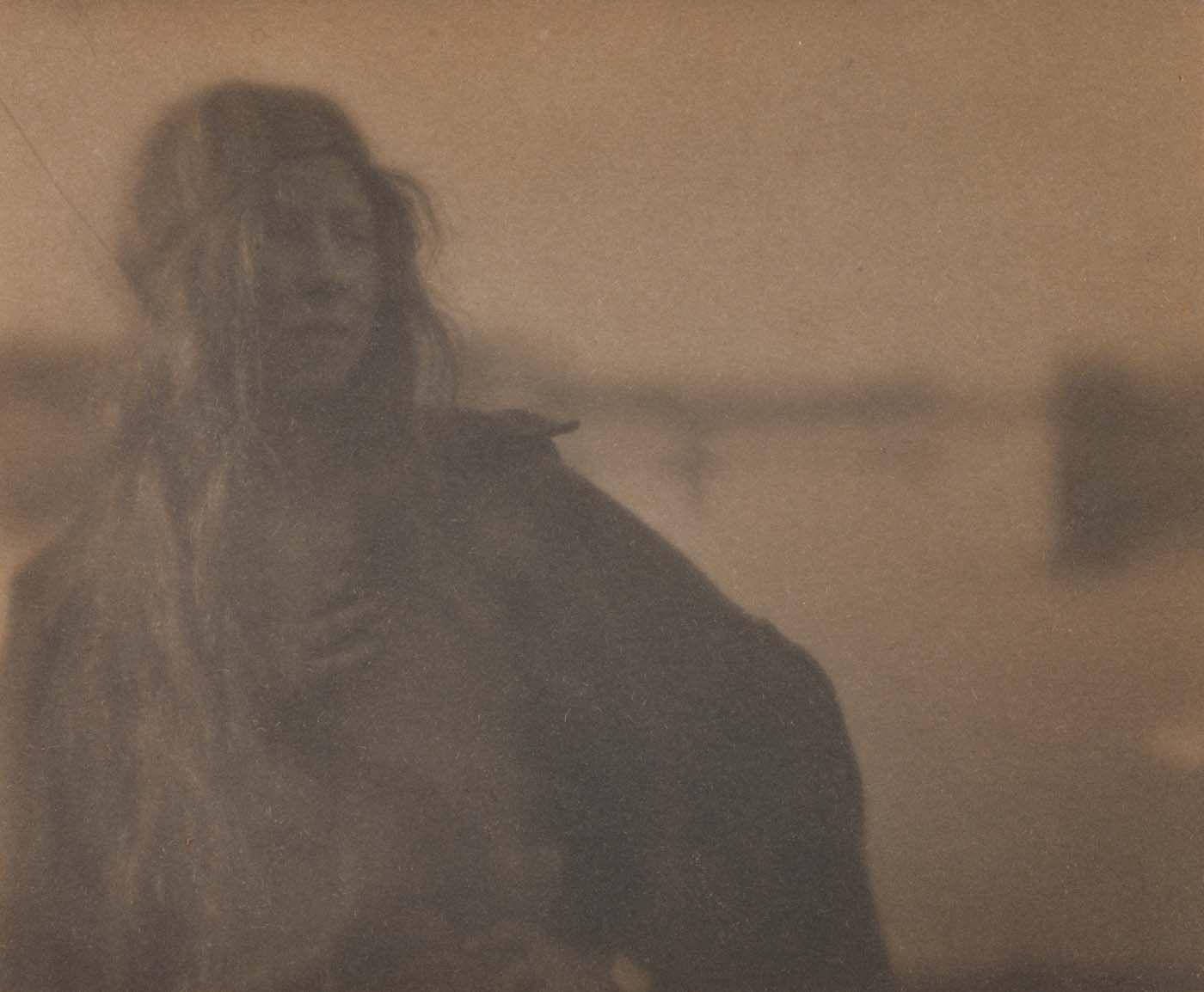 imogen cunningham self-portrait