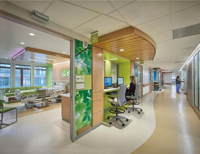 2017 IIDA Healthcare Interior Design Competition Winners : Image Galleries  : Healthcare Interior Design Competition : IIDA
