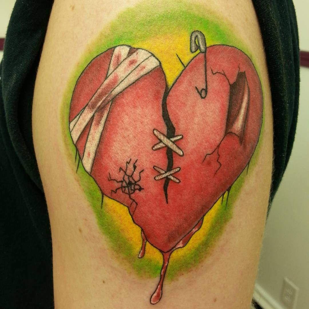 Broken Heart Tattoo Design Ideas 1000 Geometric Tattoos Ideas