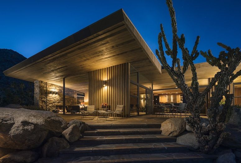 Photo of Cherished Edris House is Back on the Palm Springs Market