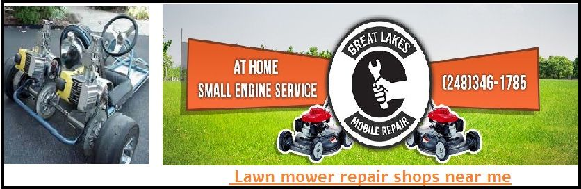 Lawn mower repair shops near meFind information about the